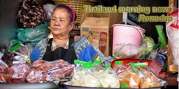 Thailand morning news for August 2