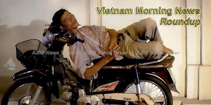 Vietnam Morning News For July 13