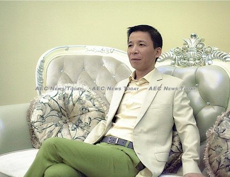 executive vice chairman of Kampuchea Prince Real Estate Investment Group Co.,