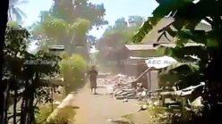 Amateur video captures latest destructive Lombok quakes (video & gallery) *updated
