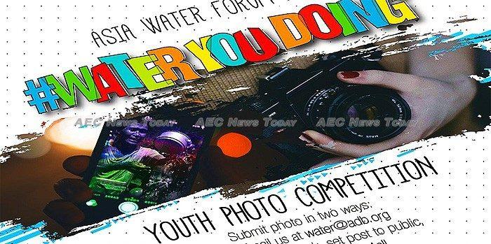 Filipino makes splash in ADB's water photo contest #WaterYouDoing (photo gallery)