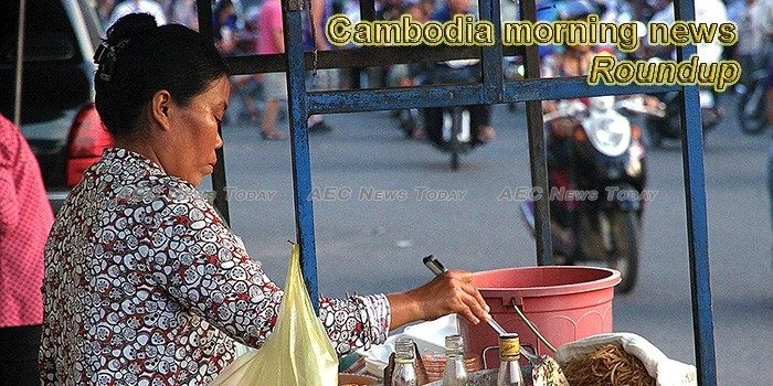Cambodia morning news for August 6
