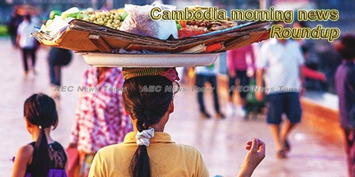 Cambodia morning news for August 22