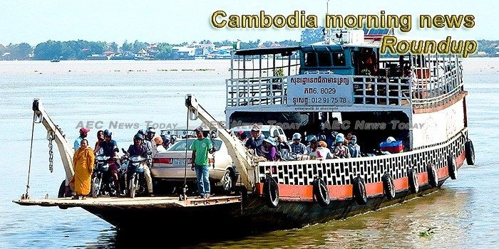 Cambodia morning news for August 29