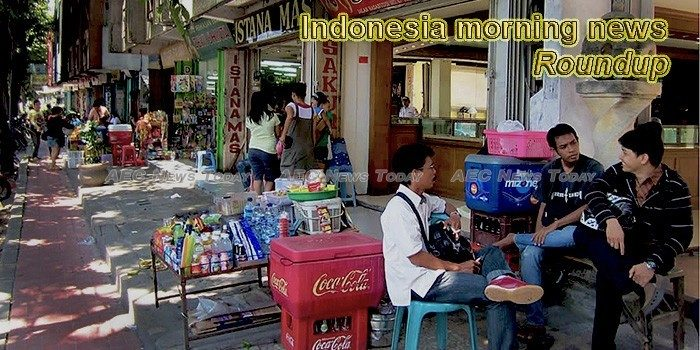 Indonesia morning news for August 15