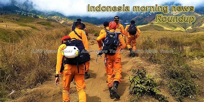 Indonesia morning news for August 31