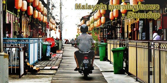 Malaysia morning news for August 27