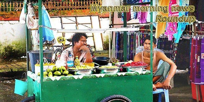 Myanmar morning news for September 7