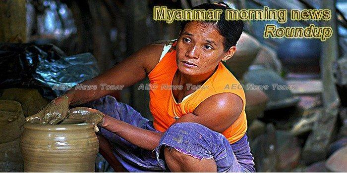 Myanmar morning news for August 16