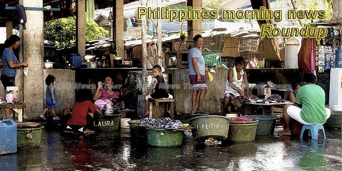 Philippines morning news for August 8