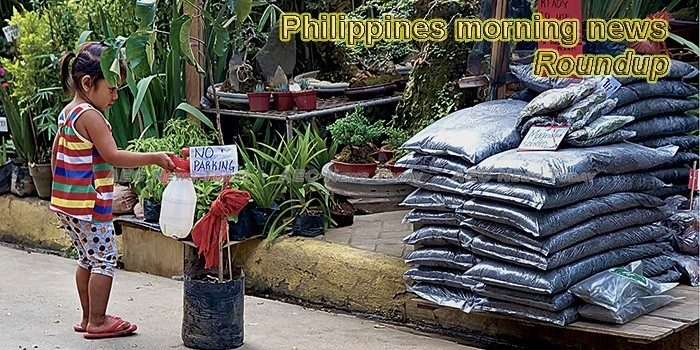 Philippines morning news for August 15