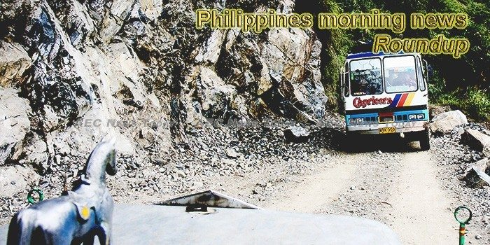 Philippines morning news for August 23