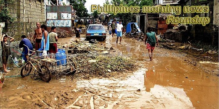 Philippines morning news for August 31