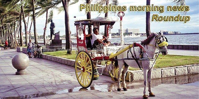 Philippines morning news for September 7