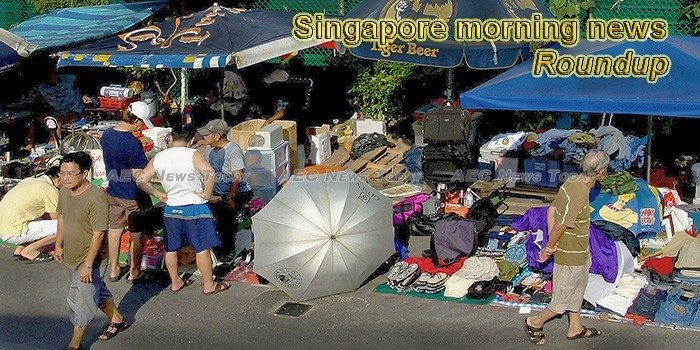 Singapore morning news for August 16