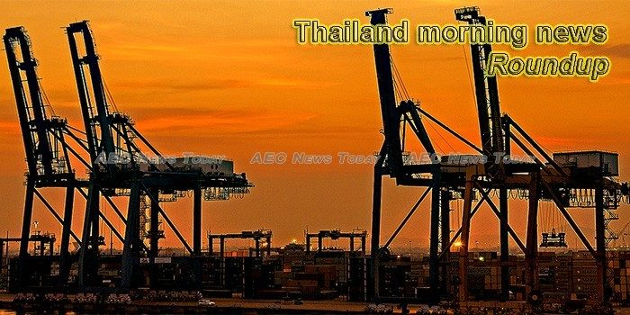 Thailand morning news for August 15