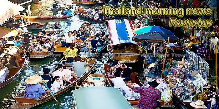 Thailand morning news for August 29