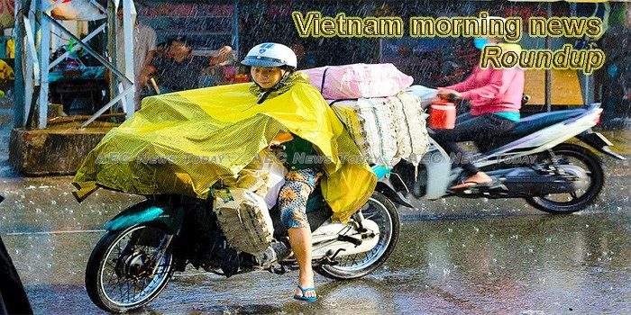 Vietnam morning news for August 28