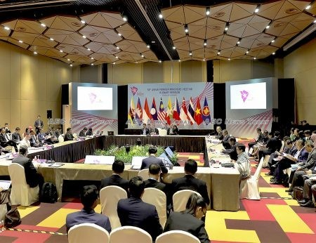 51st AMM Plenary Session on August 2, 2018 in Singapore