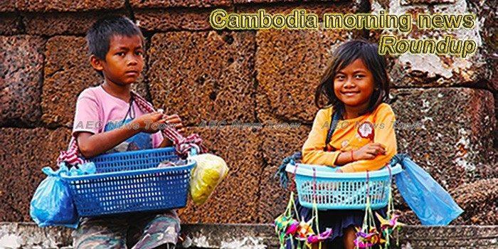 Cambodia morning news for September 7