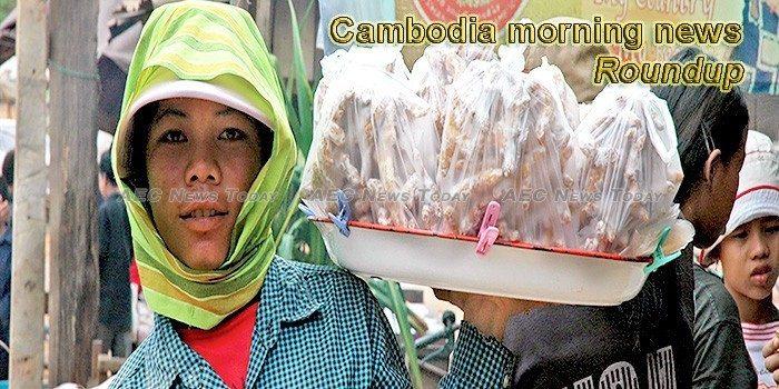 Cambodia morning news for September 17