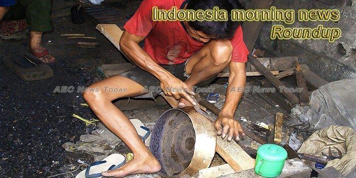 Indonesia morning news for September 12