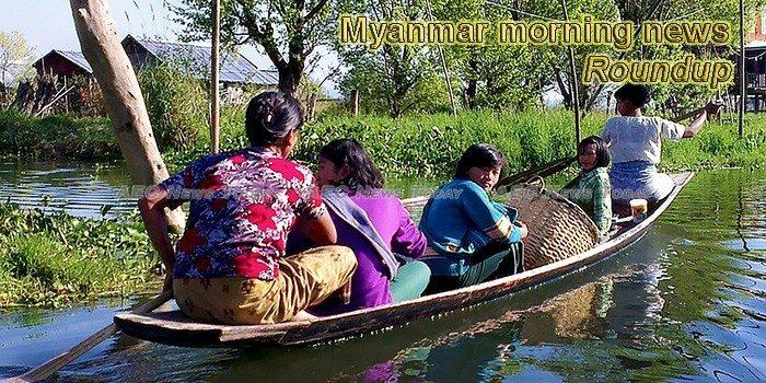 Myanmar morning news for September 13