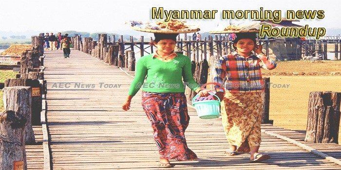 Myanmar morning news for September 17