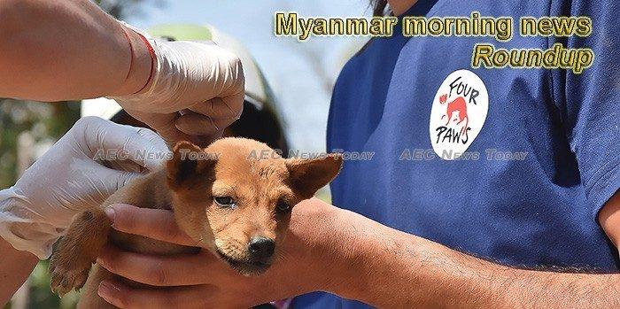 Myanmar morning news for September 25