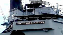 Off the rocks: Philippine flagship BRP Gregorio del Pilar removed from shoal (video) *updated