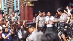 Reuter's journalists jailed by Myanmar court for journalism (video)