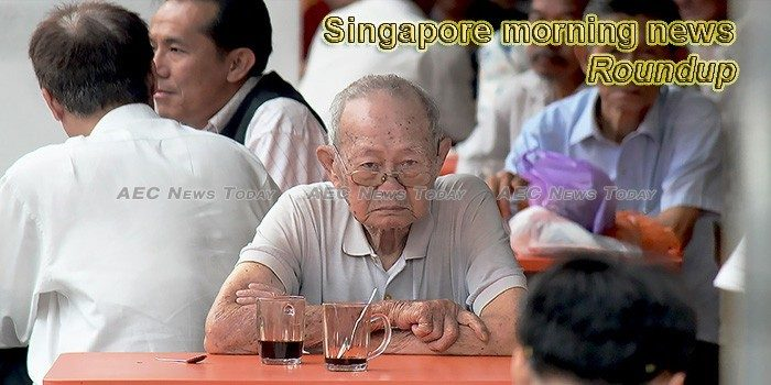Singapore morning news for October 1