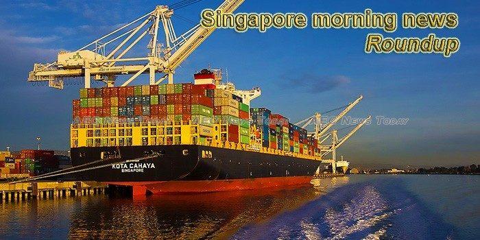 Singapore morning news for September 24