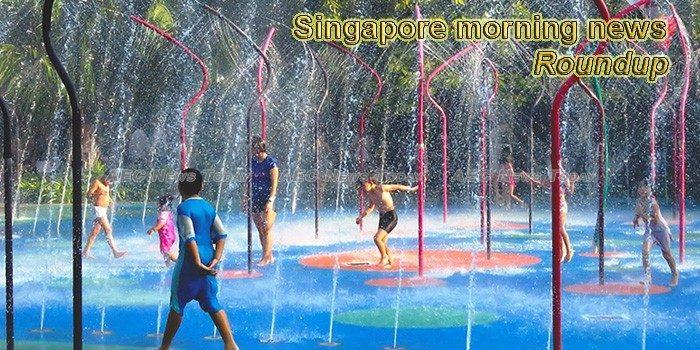 Singapore morning news for September 12