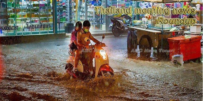 Thailand morning news for September 10
