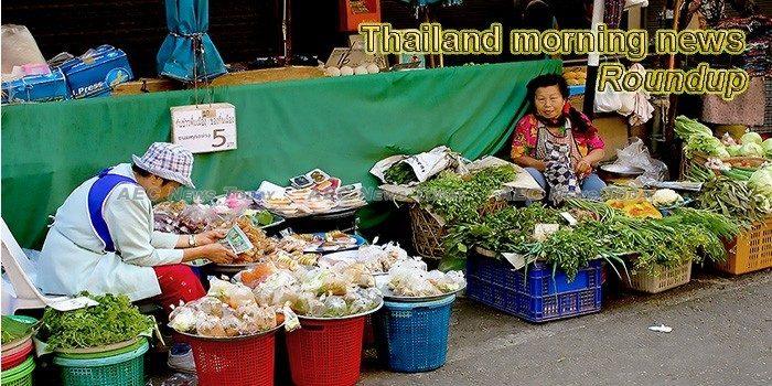Thailand morning news for September 18