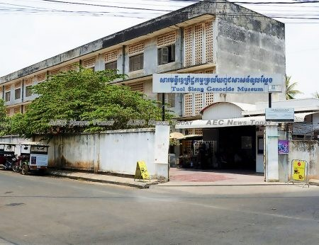 Some 20,000 people were imprisoned at Tuol Sleng between 1976 and 1979. The majority did not come out alive