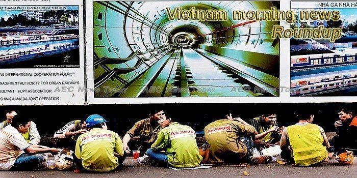 Vietnam morning news for September 13