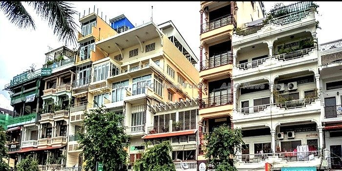 Phnom Penh's glut of empty condos and homeless urban poor