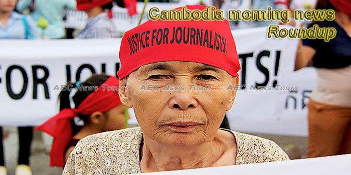 Cambodia morning news for October 29