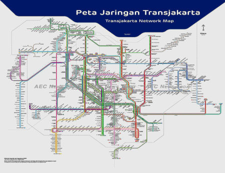 Big data enabled the Jakarta Transport Authority (JTA) to reduce travel times by 20 per cent and increasing patronage by 30 per cent
