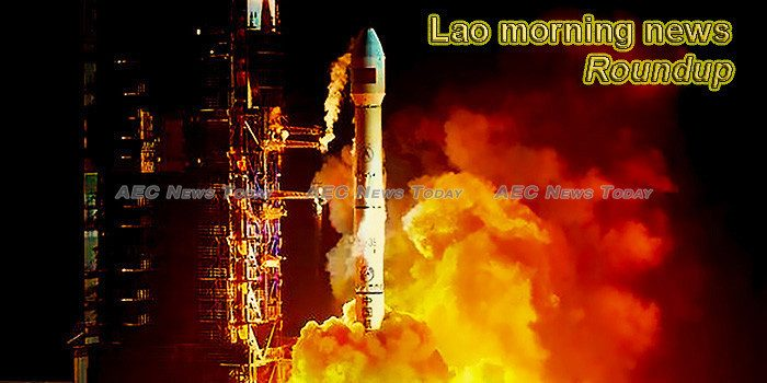 Lao morning news for October 25
