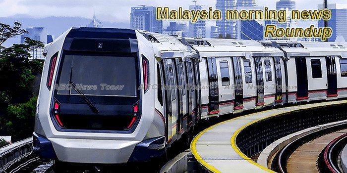 Malaysia morning news for November 1