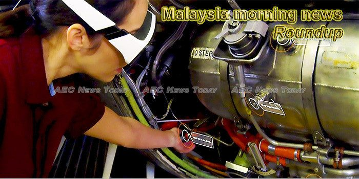 Malaysia morning news for October 25