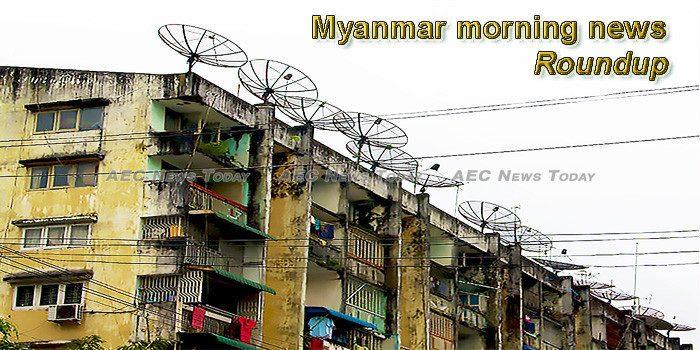 Myanmar morning news for October 25