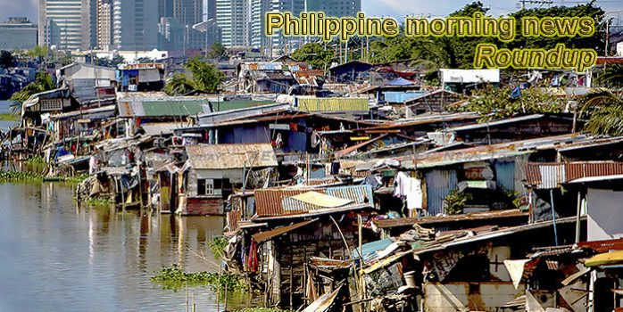 Philippines morning news for October 17