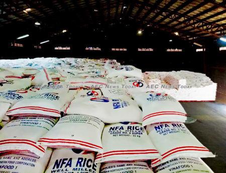 Rice cap set   Asean News Today