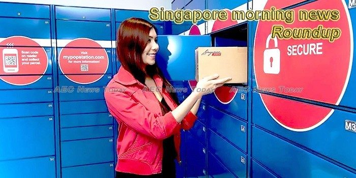 Singapore morning news for October 11
