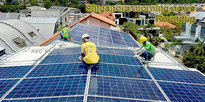 Singapore morning news for October 29