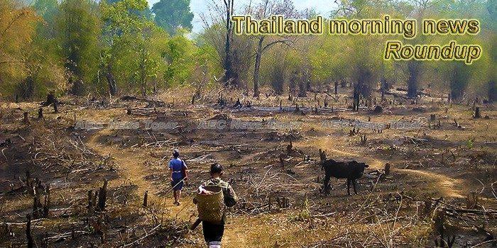 Thailand morning news for October 1